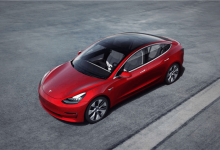 特斯拉Model 3中保研碰撞测试完成