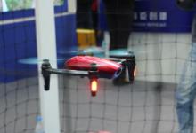 中光电智能机器人推出5G无人机