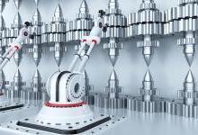 工业机器人助力