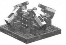 孔系组合夹具及其应用