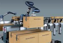 斗山机器人公司推出六款协作机器人