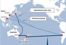 美国施压,智利放弃中国海缆建设方案