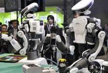 疫情改变机器人使用方式
