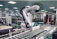 机器人如何维持工作线以外的维护?