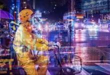 以平臺算法左右外賣騎手,賽博朋克式的控制終究會到來嗎?