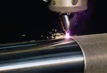 高速激光熔覆技术用于柱塞杆再制造