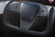 特斯拉Model S/X的方向盘竟是这样!
