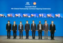 现代汽车与壳牌签署新合作协议