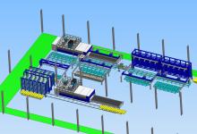 领创激光中标湖南星邦智能工厂项目