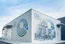 电装在安城制作所电动开发中心进行CO2循环设施的验证测试