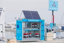 全球首个智能储氢柜正式启用