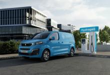 续航超400公里,标致汽车推出氢能源厢式货车