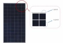 叠瓦技术可多封装13%电池片