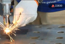 GW智能激光焊机挑战风冷极限