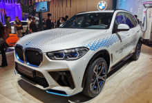 又一汽车巨头宝马来袭!高端氢燃料汽车明年投产