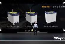 锐科激光发布20+新款激光器